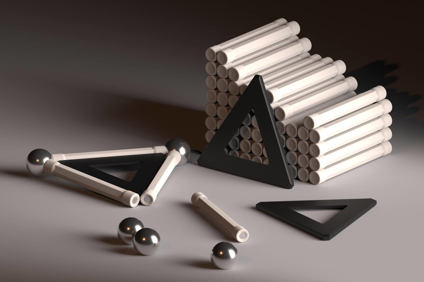 3D-Design von Johannes Hilbert
