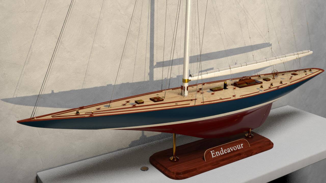 3D-Design von Nikolaj Daschevski