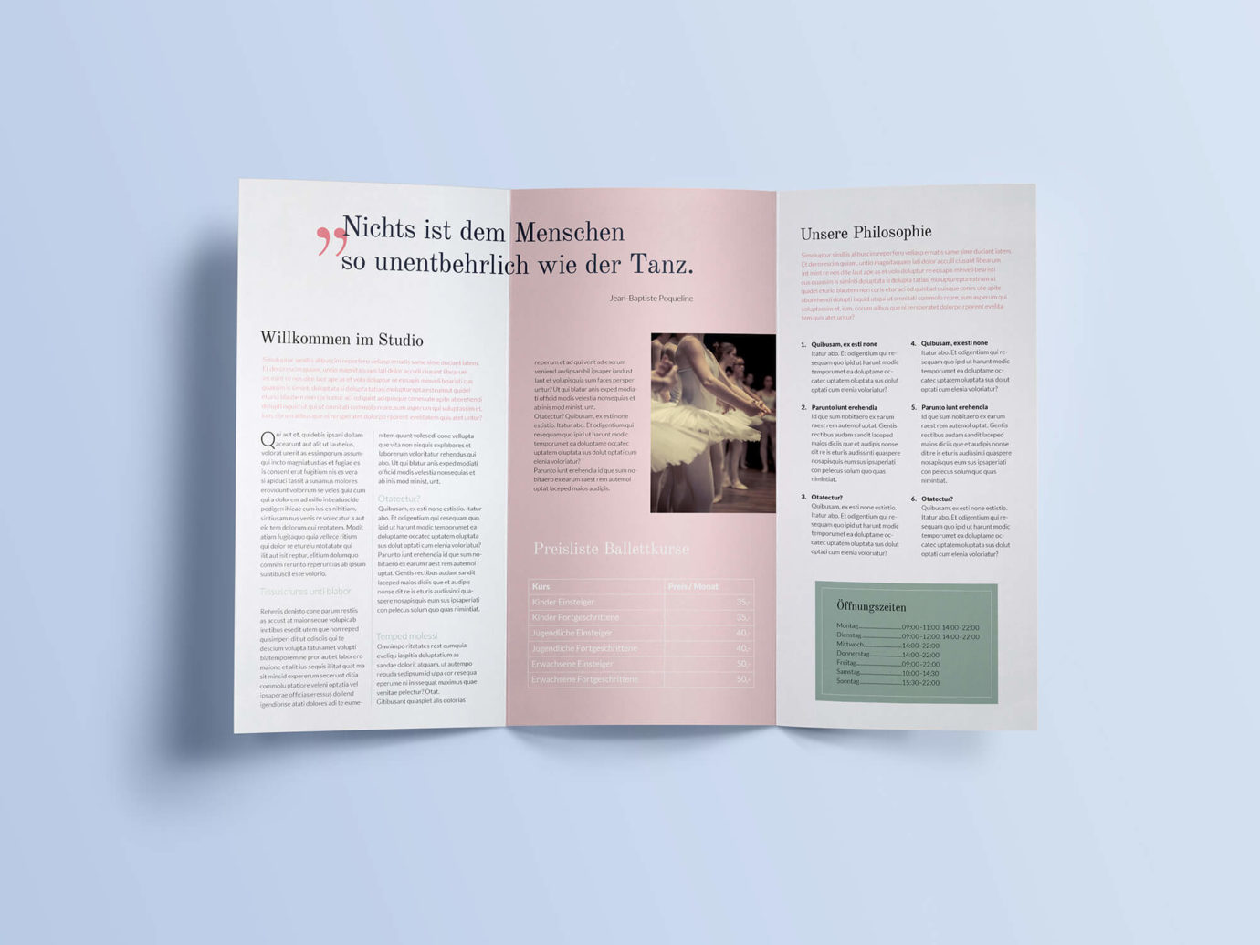 InDesign-Motiv von Lilian Haetinger
