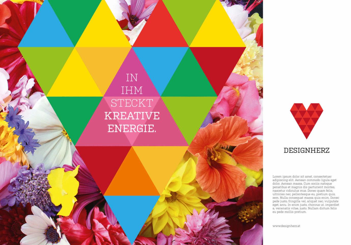 Printproduktion-Design von Anne-Marie Welter