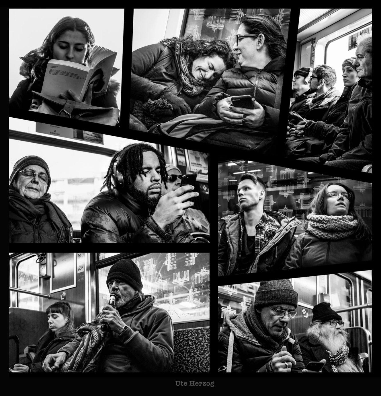 Fotografie von Ute Herzog