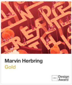 Illustration / Marwin Herbring