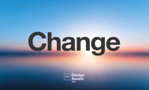 OfG Design Award 2021 - CHANGE