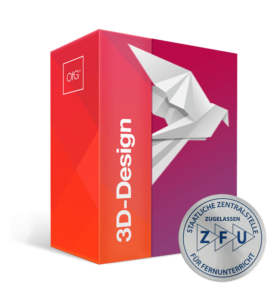 OfG Online Fernstudium 3D Design