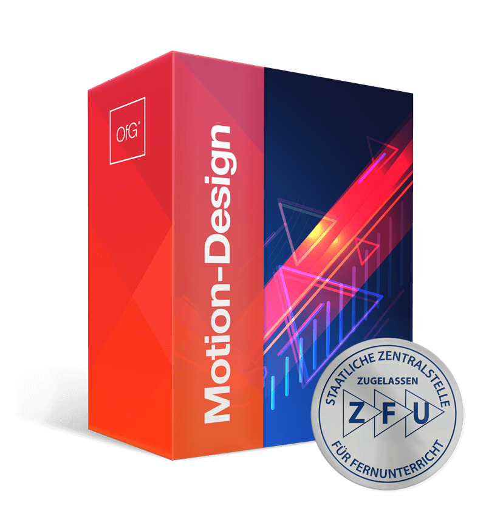 OfG Online-Weiterbildung Motion-Design
