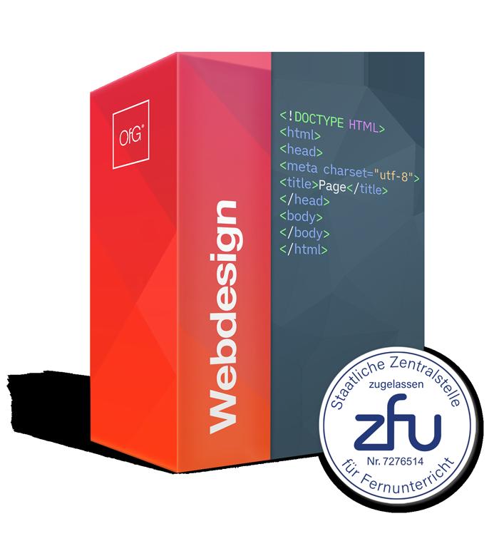 OfG Online Fernstudium Webdesign