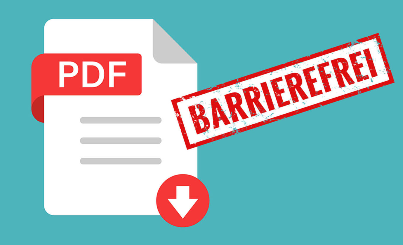 Barrierefreie PDF selbst erstellen
