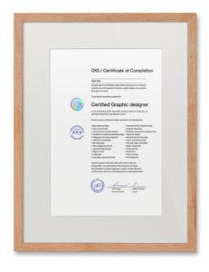 OfG Zertifikat